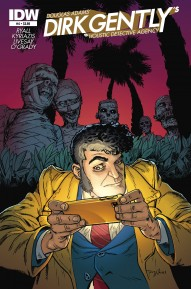 Dirk Gently's Holistic Detective Agency #4