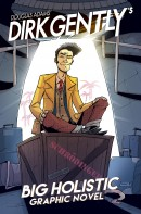 Dirk Gently's Holistic Detective Agency Vol. 1 TP Reviews