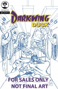Disney: Darkwing Duck #2