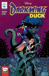Disney: Darkwing Duck #7