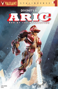 Divinity III: Stalinverse: Aric, Son of the Revolution #1