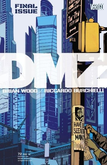 DMZ (2005 series) #21