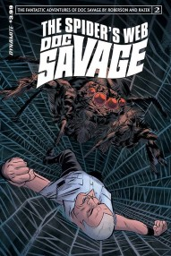 Doc Savage: The Spider's Web #2