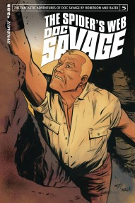 Doc Savage: The Spider's Web #5