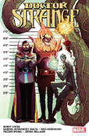 Doctor Strange (2015) By Donny Cates HC Reviews