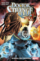 Doctor Strange (2018) Vol. 1: Across The Universe TP Reviews