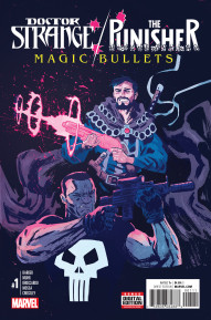 Doctor Strange / The Punisher: Magic Bullets