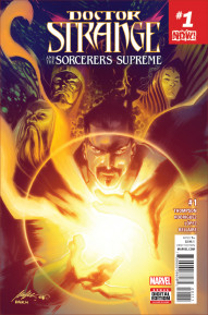 Doctor Strange and the Sorcerers Supreme