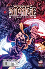 Doctor Strange: Last Days Of Magic