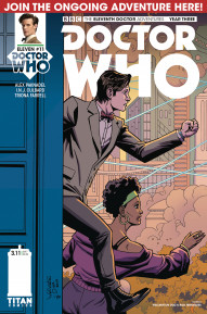 Doctor Who: The Eleventh Doctor: Year Three #11