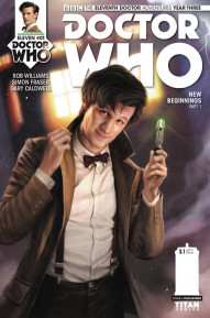 Doctor Who: The Eleventh Doctor: Year Three
