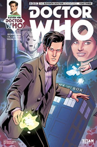 Doctor Who: The Eleventh Doctor: Year Three #6