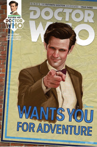 Doctor Who: The Eleventh Doctor: Year Three #7