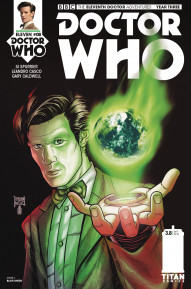 Doctor Who: The Eleventh Doctor: Year Three #8