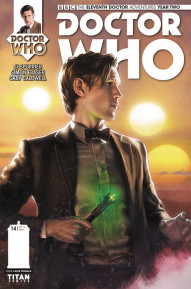 Doctor Who: The Eleventh Doctor: Year Two #14