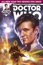 Doctor Who: The Eleventh Doctor: Year Two #1