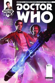 Doctor Who: The Eleventh Doctor: Year Two #2