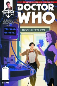 Doctor Who: The Eleventh Doctor: Year Two #7