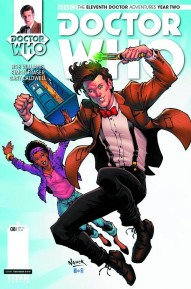 Doctor Who: The Eleventh Doctor: Year Two #8