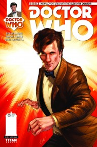 Doctor Who: The Eleventh Doctor #3