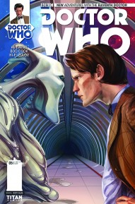 Doctor Who: The Eleventh Doctor #5