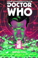 Doctor Who: The Eleventh Doctor Vol. 2: Serve You TP Reviews
