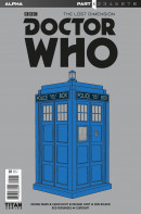 Doctor Who: The Lost Dimension #1