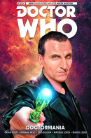 Doctor Who: The Ninth Doctor (2016) Vol. 2: Doctormania HC Reviews