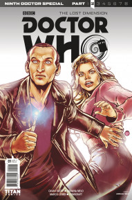 Doctor Who: The Ninth Doctor: Year Two #1