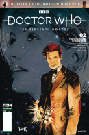 Doctor Who: The Road to the Thirteenth Doctor: The Eleventh Doctor #2