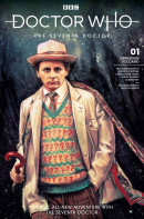 Doctor Who: The Seventh Doctor #1