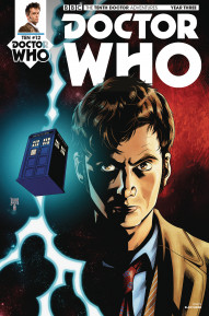Doctor Who: The Tenth Doctor: Year Three #12