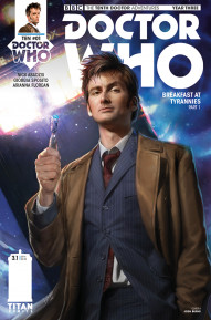 Doctor Who: The Tenth Doctor: Year Three #1