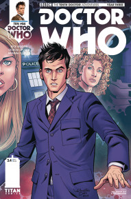 Doctor Who: The Tenth Doctor: Year Three #4