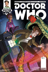 Doctor Who: The Tenth Doctor Year Three #5