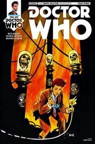 Doctor Who: The Tenth Doctor: Year Three #7