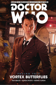 Doctor Who: The Tenth Doctor: Year Three Vol. 2: Vortex Butterflies