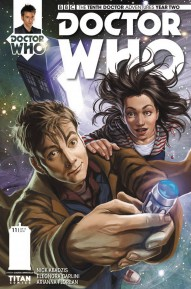 Doctor Who: The Tenth Doctor: Year Two #11