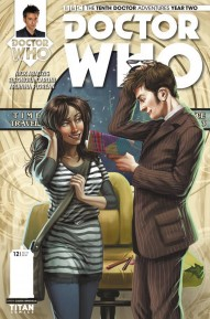 Doctor Who: The Tenth Doctor: Year Two #12