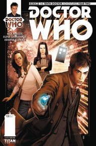 Doctor Who: The Tenth Doctor: Year Two #13