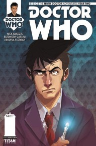 Doctor Who: The Tenth Doctor: Year Two #14