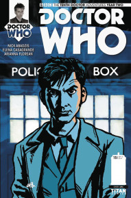 Doctor Who: The Tenth Doctor: Year Two #15