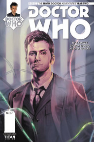 Doctor Who: The Tenth Doctor: Year Two #16