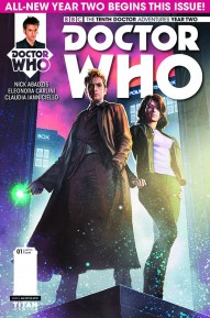 Doctor Who: The Tenth Doctor: Year Two #1