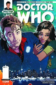 Doctor Who: The Tenth Doctor: Year Two #5
