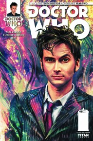 Doctor Who: The Tenth Doctor: Year Two #6