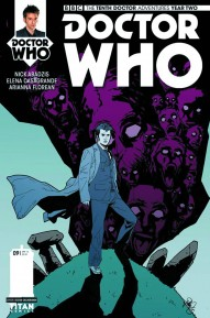 Doctor Who: The Tenth Doctor: Year Two #9