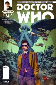 Doctor Who: The Tenth Doctor #6