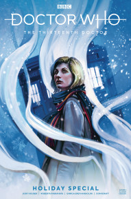 Doctor Who: The Thirteenth Doctor: Holiday Special #1