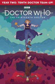 Doctor Who: The Thirteenth Doctor: Season Two #2